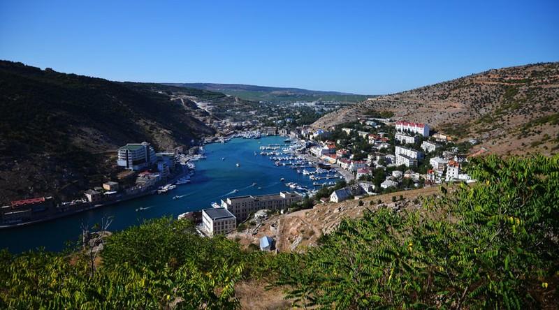 Vịnh Sevastopol, bán đảo Crimea