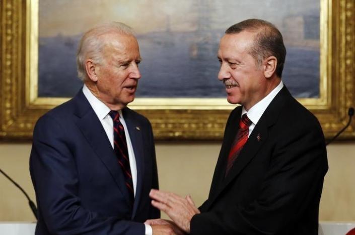 Phó Tổng thống Mỹ thăm Thổ Nhĩ Kỳ