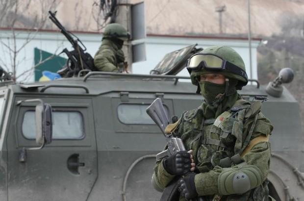 Nga tập trận gần Ukraine