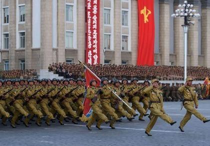 binh sĩ Triều Tiên