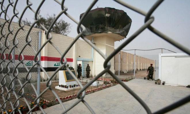 nhà tù Abu Ghraib Iraq