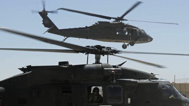đặc nhiệm Mỹ ở Afghanistan