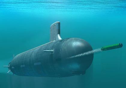 Mỹ đồng ý bán ngư lôi hạng nặng MK-48 cho Đài Loan