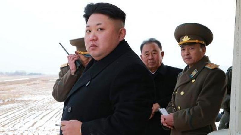 nhà lãnh đạo Kim Jong-un