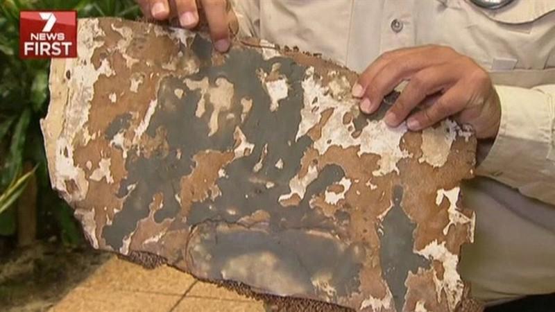 Một mảnh vỡ nghi của MH370