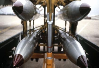 om hạt nhân B61 của Mỹ