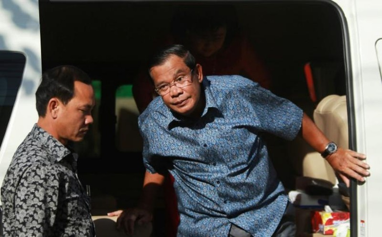 thủ tướng Hun Sen