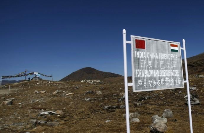 Biên giới Ấn Độ -Trung Quốc