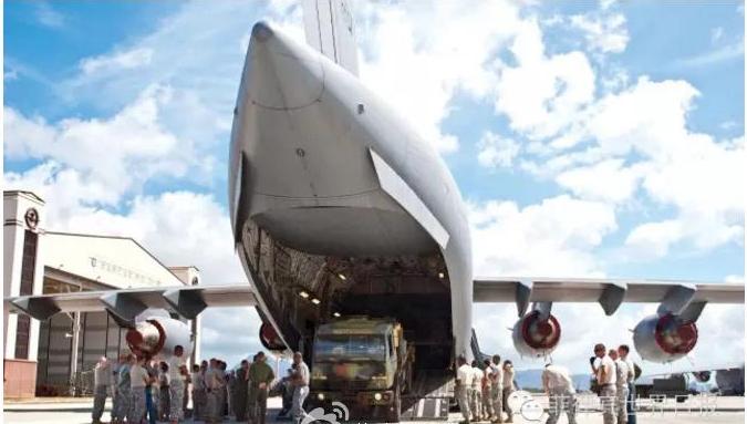 máy bay C-17 Mỹ