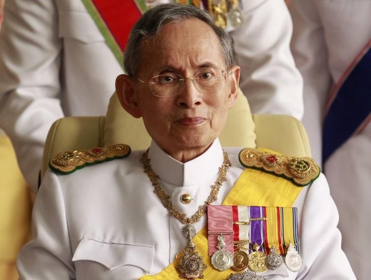 vua Thái Lan