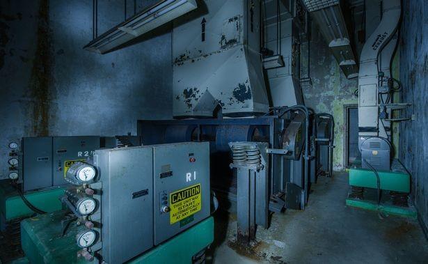 Hình ảnh bất ngờ về hầm trú bom hạt nhân 49 tuổi - ảnh 11