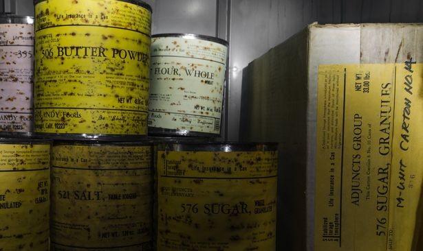 Hình ảnh bất ngờ về hầm trú bom hạt nhân 49 tuổi - ảnh 4