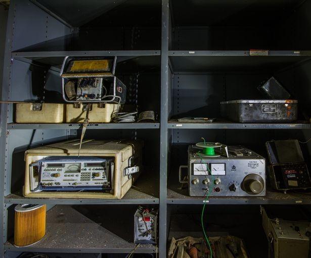 Hình ảnh bất ngờ về hầm trú bom hạt nhân 49 tuổi - ảnh 8