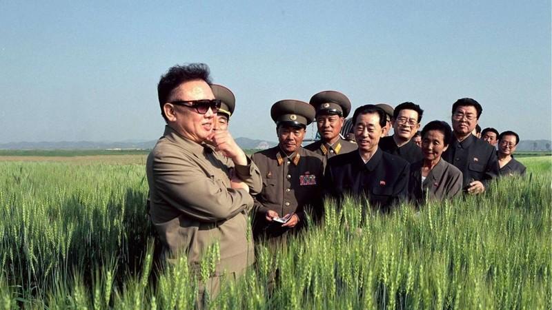 Cố lãnh đạo Triều Tiên Kim Jong-il
