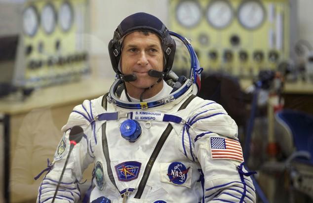 phi hành gia Shane Kimbrough