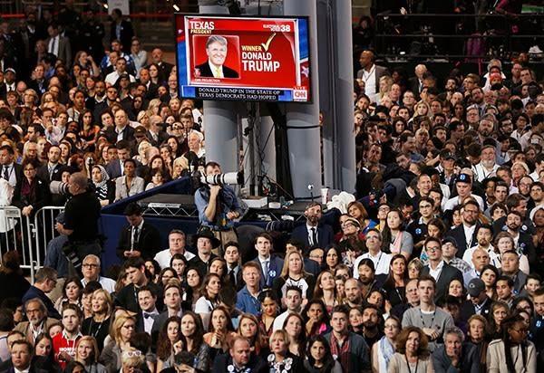 24 giờ nghẹt thở với bầu cử Mỹ - ảnh 12