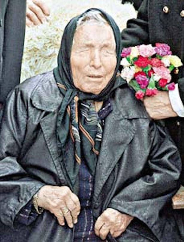 Nhà tiên tri mù nổi tiếng Baba Vanga