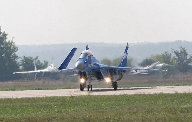 Tiêm kích MiG-29 của Nga.