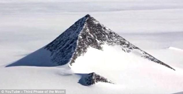 kim tự tháp Nam Cực
