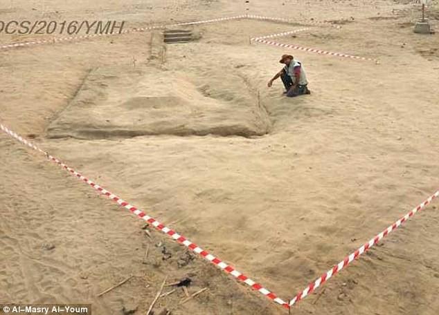 Ai Cập khai quật thành cổ 7.000 năm
