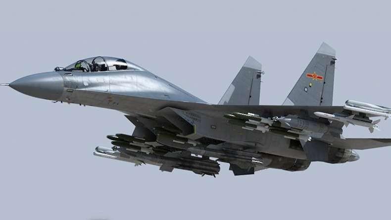 Chiến đấu cơ J-16 của Trung Quốc