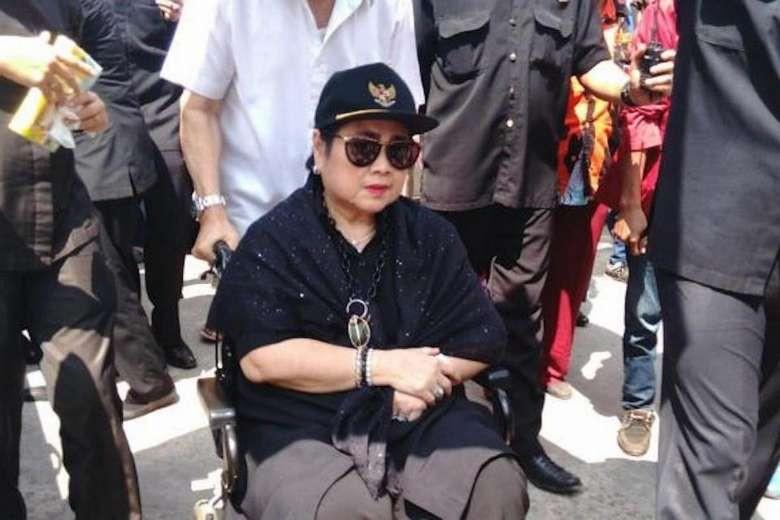 con gái cố tổng thống indonesia