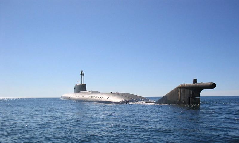 Tàu ngầm lớp Oscar-II của Nga