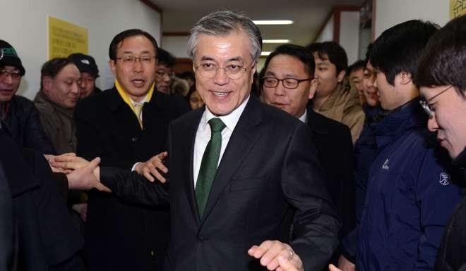 ứng viên tổng thống Hàn Quốc