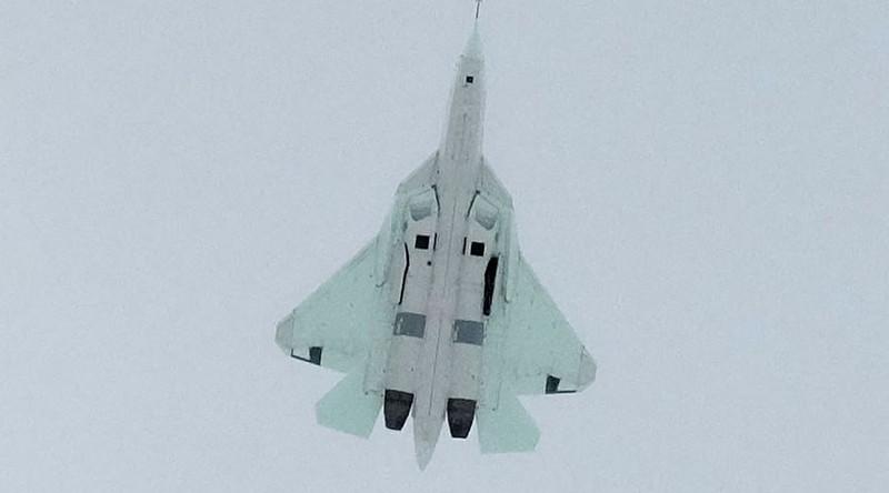 Tiêm kích tàng hình T-50 của Nga