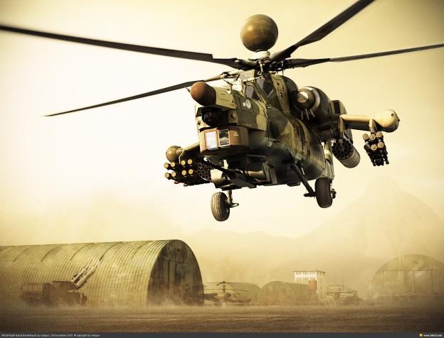 Mi-28N Nga