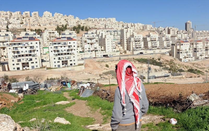 Khu định cử của Israel trên lãnh thổ Palestine