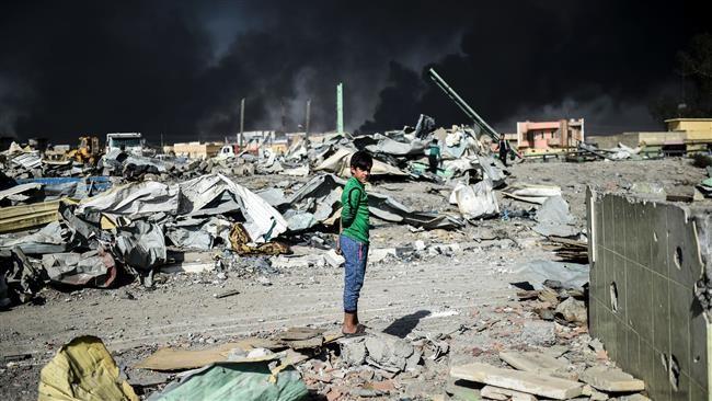 không kích ở Syria