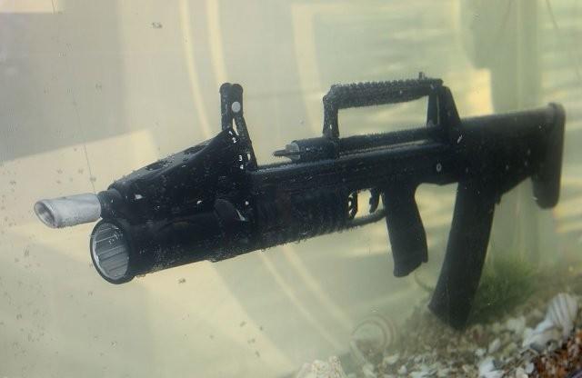 súng trường dưới nước ADS của Nga