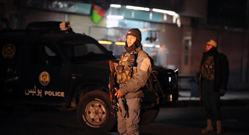 cảnh sát Afghanistan