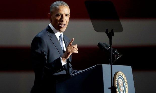Obama nhận được lời mời làm việc đầu tiên sau mãn nhiệm - ảnh 1