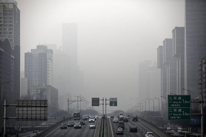 ô nhiễm Trung Quốc