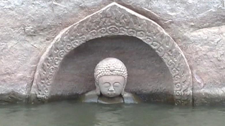 tượng phật 600 tuổi Trung Quốc