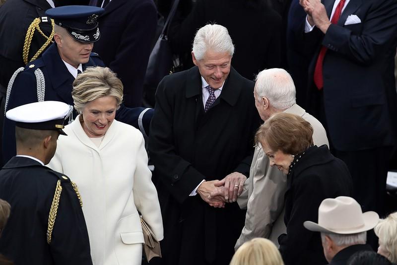 Khoảnh khắc ấn tượng tại lễ nhậm chức của ông Trump - ảnh 15