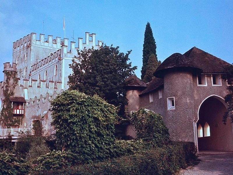 Trận lâu đài Itter: Trận đánh kỳ lạ nhất Thế chiến 2 - ảnh 1