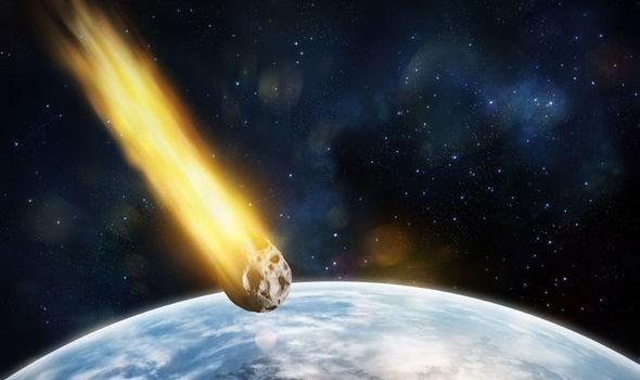 Thiên thạch WF9 sẽ lao xuống Trái Đất vào tháng 2 tới? - ảnh 1