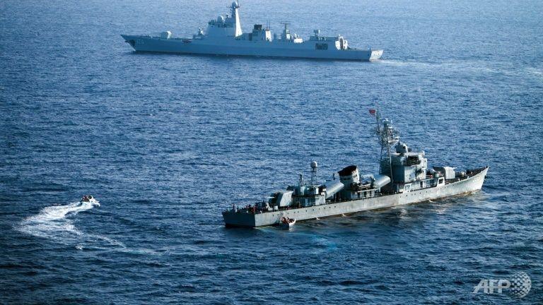 Philippines lo Bắc Kinh sẽ sớm xây đảo ở Scarborough - ảnh 1