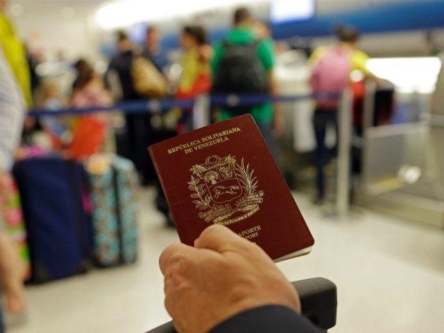 Venezuela bị tố cấp hộ chiếu, visa cho quân khủng bố - ảnh 2