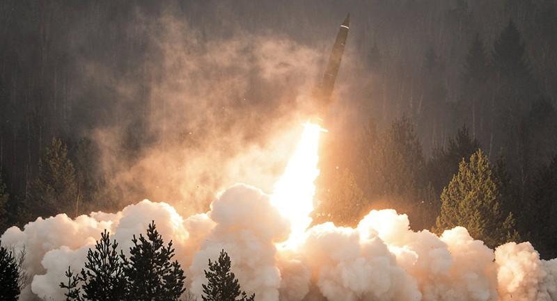 tên lửa đạn đạo Tochka-U.