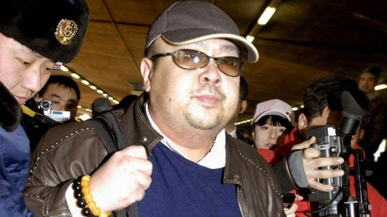 Yonhap: Anh trai của ông Kim Jong Un bị sát hại - ảnh 1