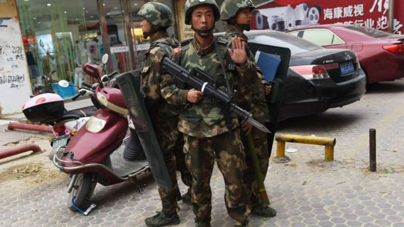 Đâm dao ở Tân Cương, 8 người thiệt mạng - ảnh 1