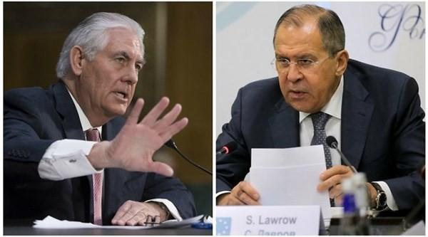 Ngoại trưởng Nga-Mỹ sẽ bàn về tương lai chiến sự Syria - ảnh 1