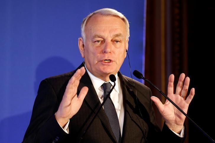 Ngoại trưởng Pháp Jean-Marc Ayraul