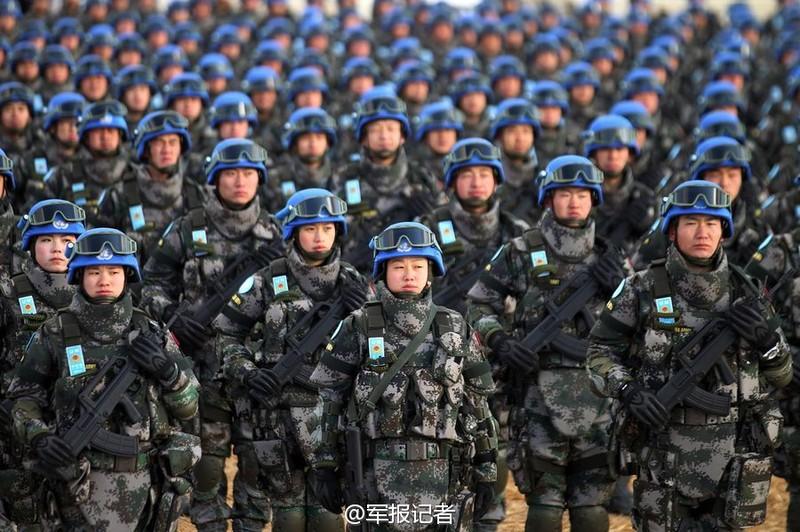 Ngân sách quốc phòng TQ tăng thấp nhất 7 năm qua - ảnh 1