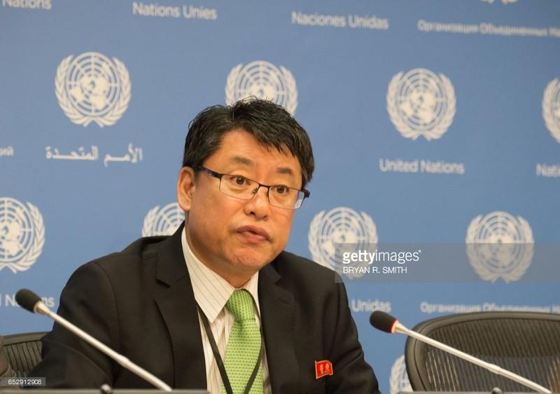 Triều Tiên tố Mỹ - Hàn đứng sau vụ Kim Jong-nam - ảnh 1