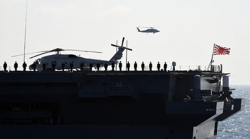 TQ dọa mạnh tay nếu Nhật can thiệp vào biển Đông - ảnh 1